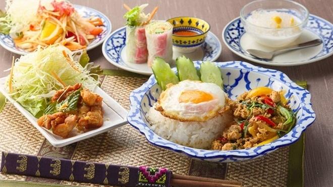 SolBangkok料理