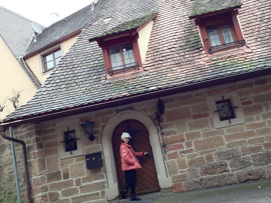 ドイツの家