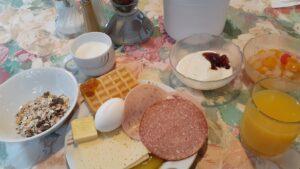 ドイツ朝食